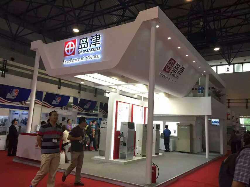 Exhibition Booth Installation : Dosen exhibition finished construction and installation for