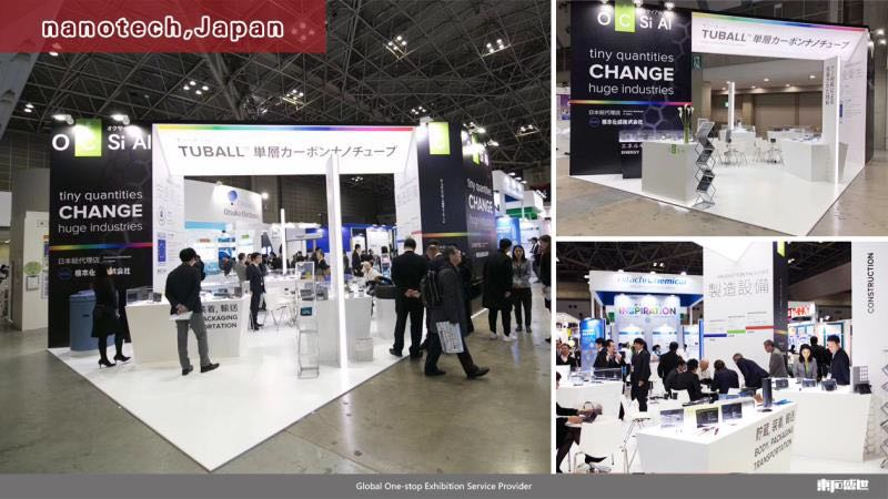 Exhibition Booth Contractor : Global exhibition booth construction projects done by dosen